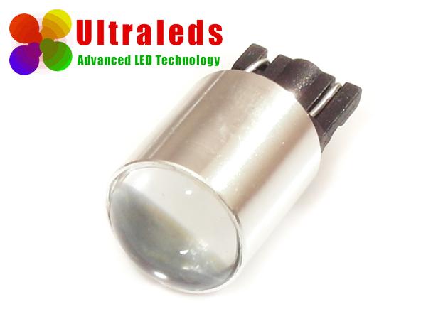 Postojówki LED T10 W5W 2 LED SMD 5630 + soczewka